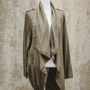 Fashion Union Olive Green Jacket